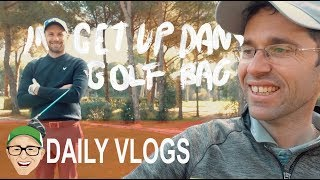 IN THE BAG WITH GET UP DAN