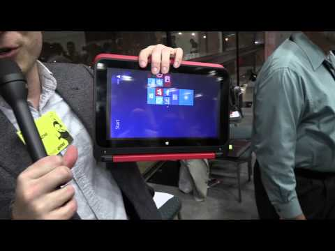 HP Intros Pavilion x360 Flipping Convertible