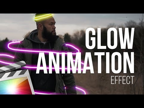 How To Make Glow Effect In Final Cut Pro