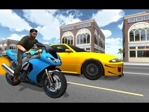 Moto Racer 3D: Highway
