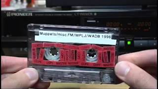 Easy Listening still on the radio in 1996! - 95.9 WADB Point Pleasant, NJ