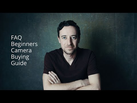 FAQ Beginner's Camera Buying Guide