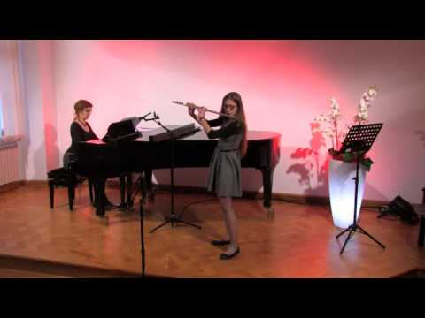A. Vivaldi: Flute Concerto in D major (Il gardellino), 1st Allegro/F. Borne: Carmen Fantasy
