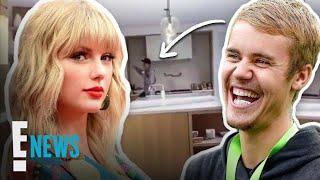 Justin Bieber Mocks Taylor Swift's Post-Surgery Meltdown | E! News