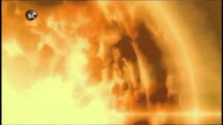 Jak działa wszechświat - Podróż ze środka Słońca [1/9][Lektor PL]