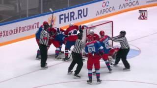 Кубок АЛРОСА. Норвегия - Олимпийская сборная России - 2:8