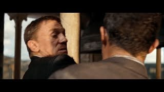 QUANTUM OF SOLACE - FALL