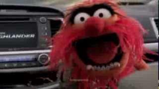 The Muppets Toyota Highlander Commercial #2