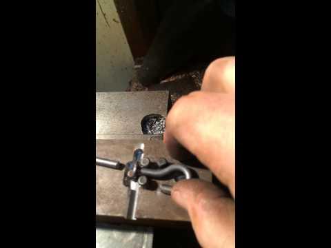 J hook maker / bender