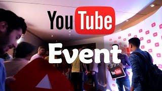 vuclip [ Vlog ] إيفنت يوتيوب في مصر
