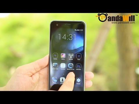 Ulefone Paris Smartphone Review - 64bit MTK6753 Octa-core