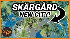 Skärgård - Cities: Skylines - City 8