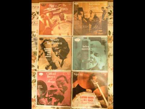 Clifford Brown & Max Roach  Mercury Record 8