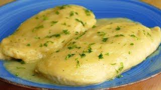 Las pechugas de pollo con la salsa más FACIL y RICA del mundo