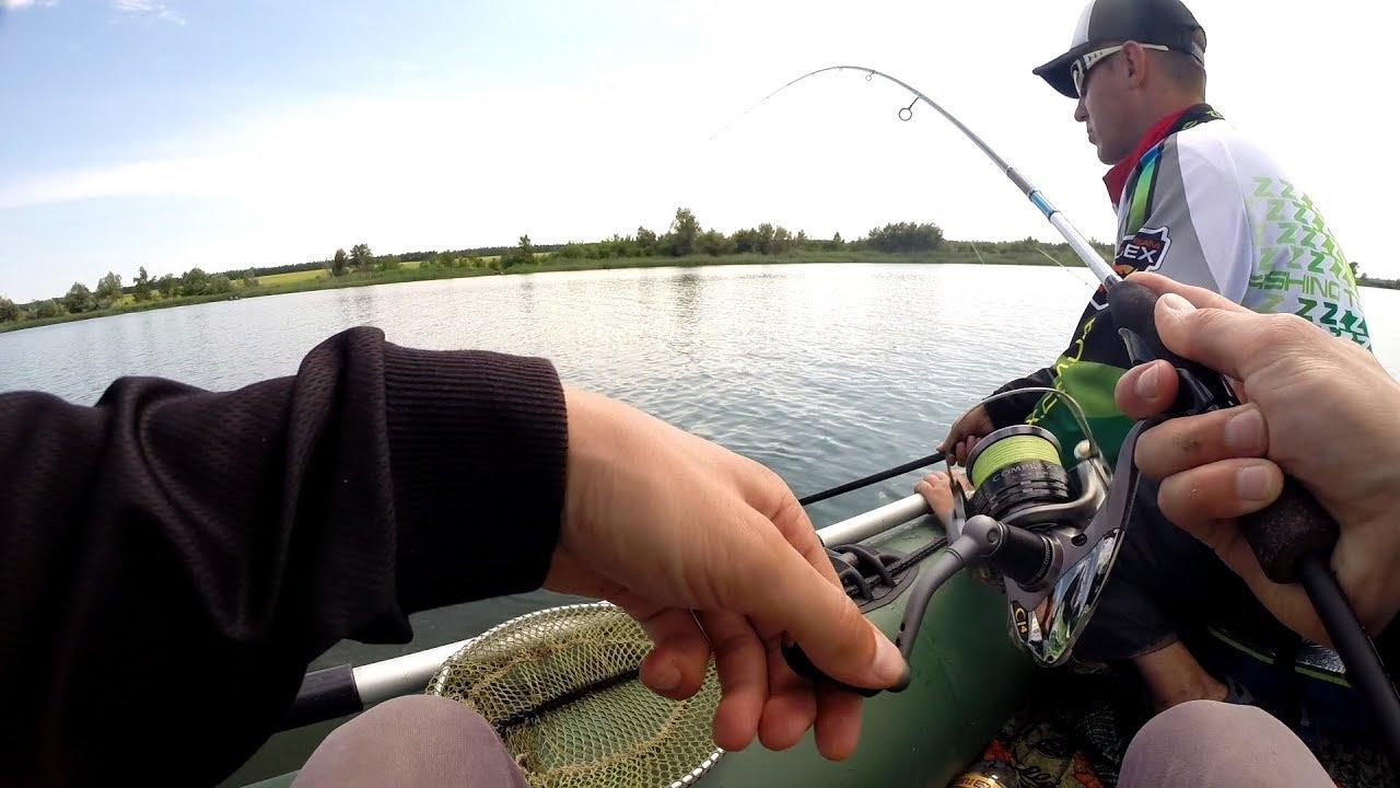 Как Ловить ОЧЕНЬ МНОГО ОКУНЯ на Микроджиг с Лодки. Рыбалка на Спиннинг