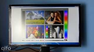 test BenQ GW2265HM Monitor