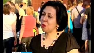 видео Всероссийская акция «Ночь в музее» — 2014.
