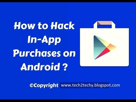 Hack In App Purchases Download Free App And Crack Games  [No Root]