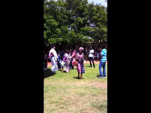 Internation School of Dakar Fashion Show 2012
