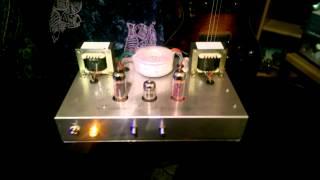 DIY el84 stereo amp