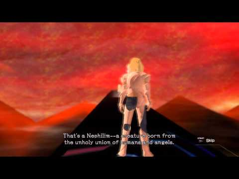 El Shaddai - Chapter 02 End - Watcher Sariel, Nether Realms, and Nephilim [HD]