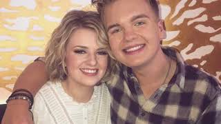 Caleb and Maddie (American Idol)- Can't Help Falling In Love