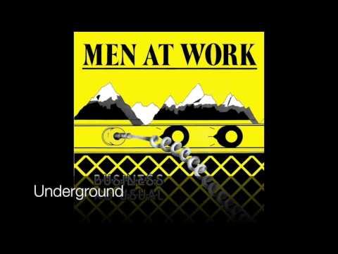 Men At Work - Business As Usual Full Album