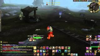 PandaWoW 5.4 Humano Guerrero Tiranico ( Parte 3)