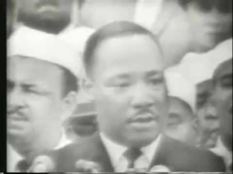 Video 13: The Assassination of Martin Luther King.