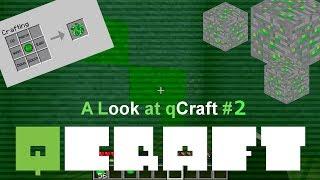 Mod Spotlight: qCraft -