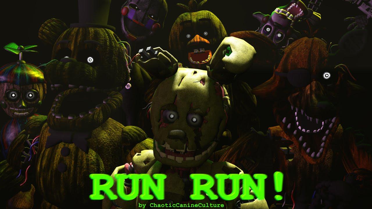run run fnaf