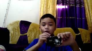 Nikon Coolpix A100 unboxing review!!!