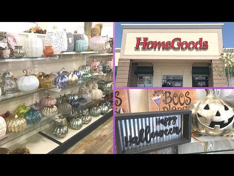 Come Shop with Me at Home Goods + Fall Decor Haul