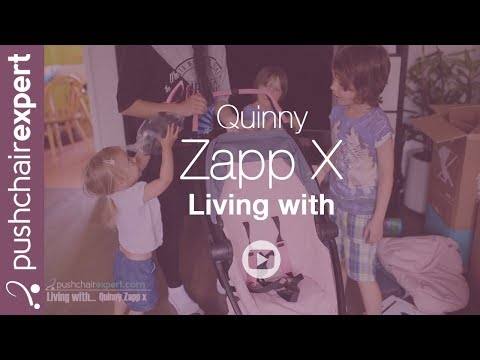 Living With... Quinny Zapp X - Set Up and First Impressions