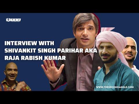TSA Charcha Ft. Rabish ki report fame Shivankit S Parihar aka Raja Rabish Kumar | The Second Angle