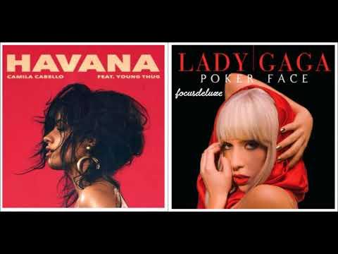 Havana x Poker Face