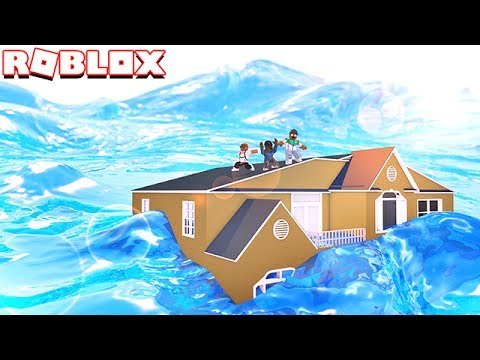 SURVIVE THE FLOOD IN ROBLOX