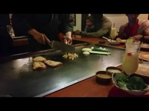 Japanese Village in Ottawa they make the best food very healthy with my family