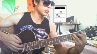 Макс Корж Тает дым, как играть на гитаре .#4