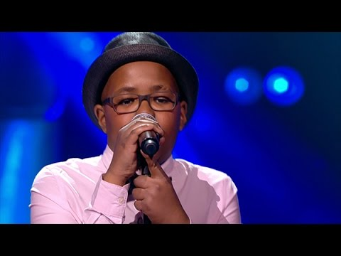 Bo - 'Blue Suede Shoes' | Blind Auditions | The Voice Kids | VTM