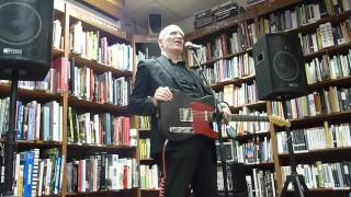 Wilko Johnson Talks About Lee Brilleaux, Dr Feelgood & The Blockheads 9.7.12