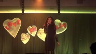 "Ayda Vlaar Sanctalent 2017 ""When I was your man"""