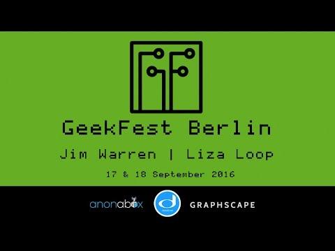 GeekFest Berlin 2016 | Jim Warren and Liza Loop | Personal Computing History