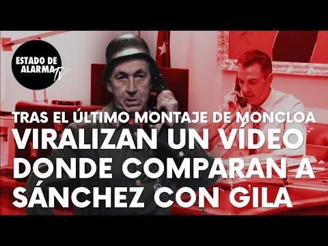 """Viralizan un vídeo de Sánchez basado en el monólogo más famoso del genial Gila: """"¿Es el enemigo?"""""""