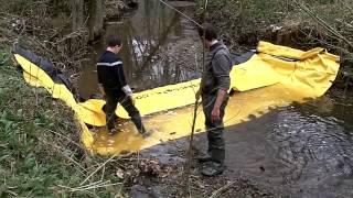 barrière réserve deci rivière watergate sdis mayenne