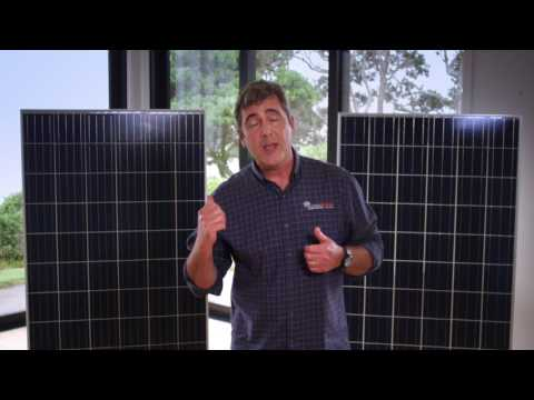 Why Harrisons Energy Solutions Chooses LG Solar Panels