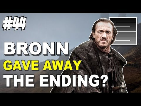 Did Bronn Give Away The Ending? - Game Of Thrones Season 8