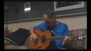 Scottish Medley on Acoustic Guitar -  Paul Lomheim
