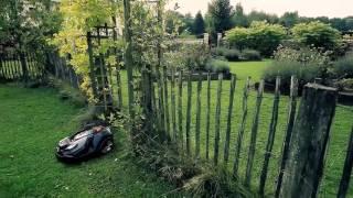 видео Газонокосилки-роботы Husqvarna