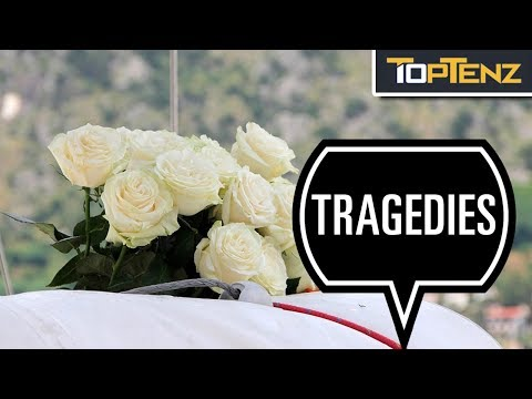 10 Brides and Grooms Who Died On Their Wedding Day